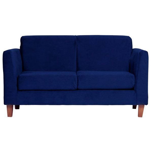 Living Zante Sofa 2 Cuerpos Sitiales Azul 2