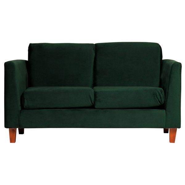 Living Zante Sofa 2 Cuerpos Sitiales Verde 2