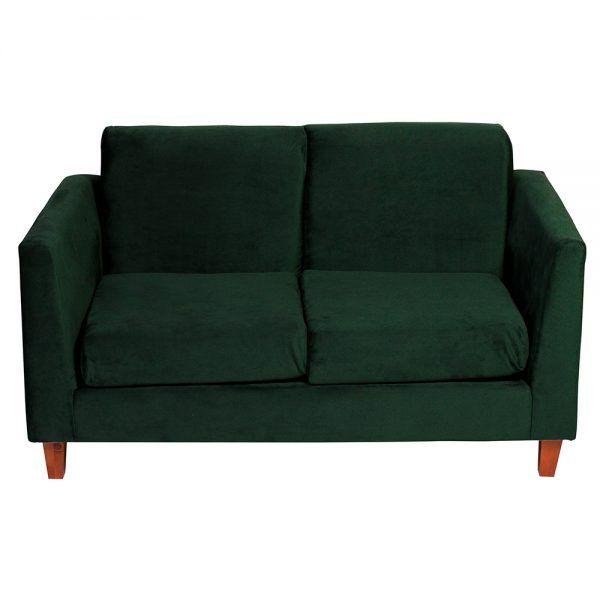 Living Zante Sofa 2 Cuerpos Sitiales Verde 3