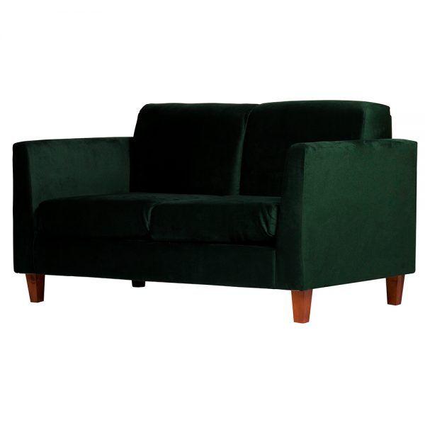 Living Zante Sofa 2 Cuerpos Sitiales Verde 4