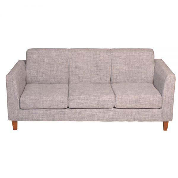 Living Zante Sofa 3 Cuerpos 2 Sillones Gris 3