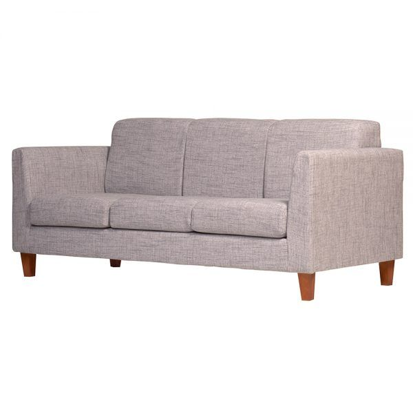 Living Zante Sofa 3 Cuerpos 2 Sillones Gris 4