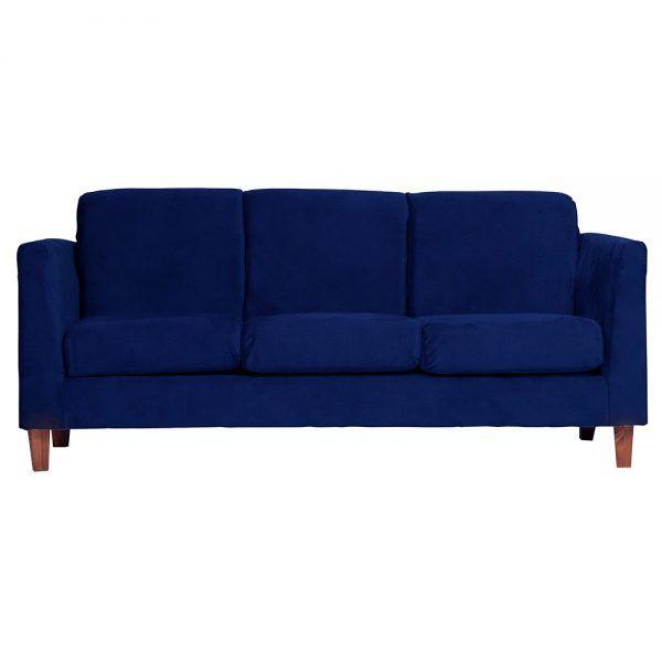 Living Zante Sofa 3 Cuerpos Sofa 2 Cuerpos Azul 2