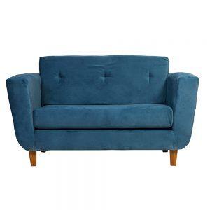 Sofa Agora 2 Cuerpos Petroleo 1