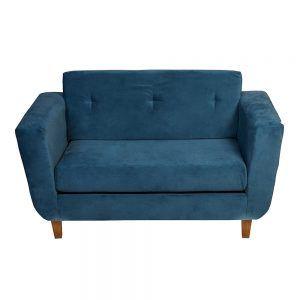 Sofa Agora 2 Cuerpos Petroleo 2