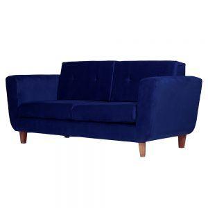 Sofa Agora 3 Cuerpos Azul 2