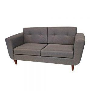 Sofa Agora 3 Cuerpos Gris 2