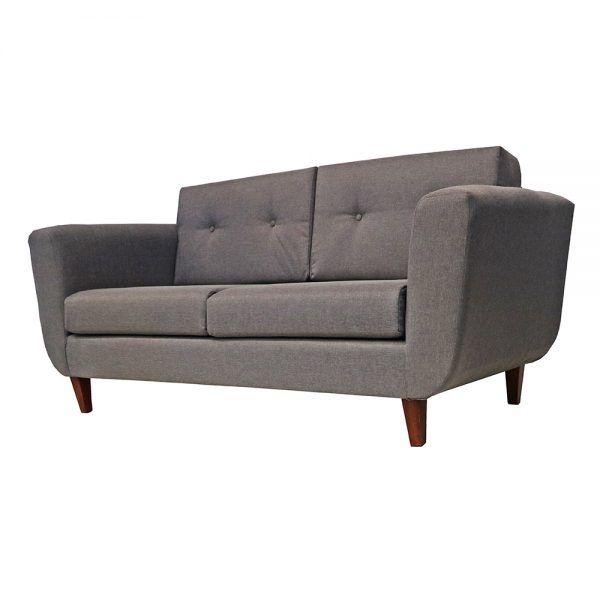 Sofa Agora 3 Cuerpos Gris 3