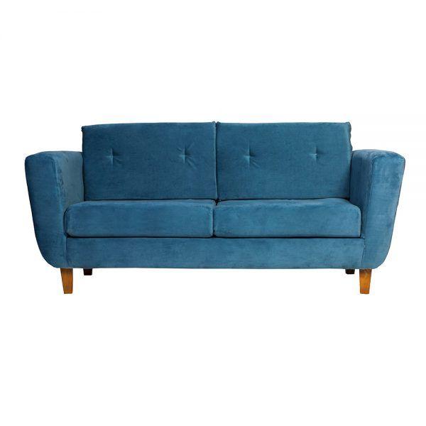 Sofa Agora 3 Cuerpos Petroleo 1