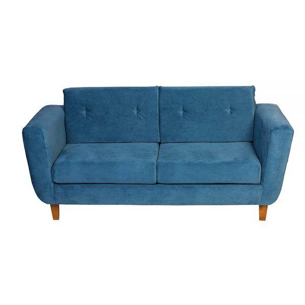 Sofa Agora 3 Cuerpos Petroleo 2