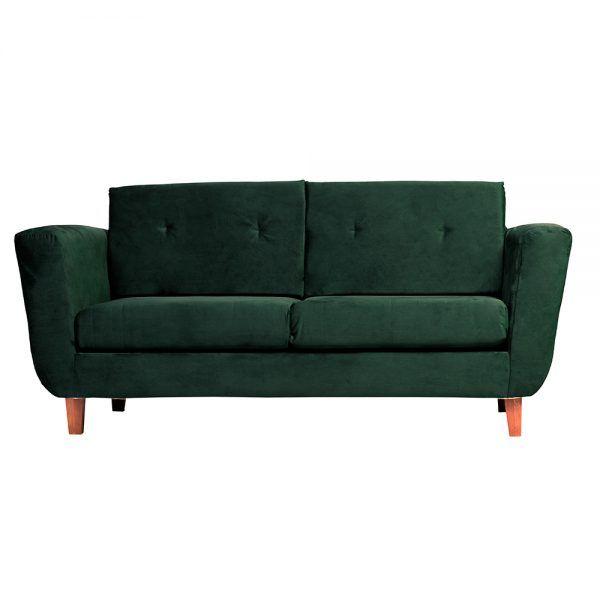 Sofa Agora 3 Cuerpos Verde 1