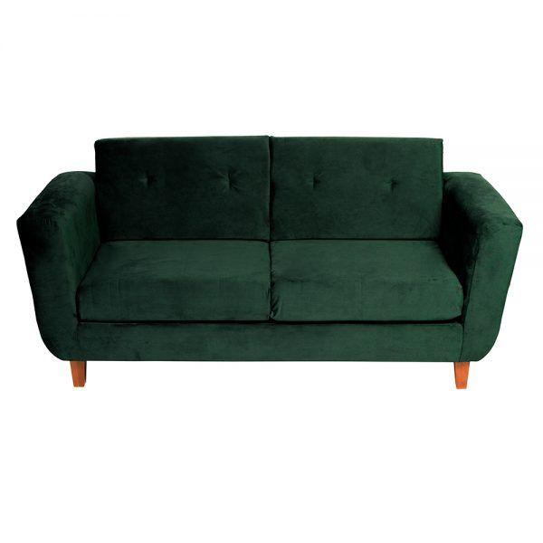 Sofa Agora 3 Cuerpos Verde 2