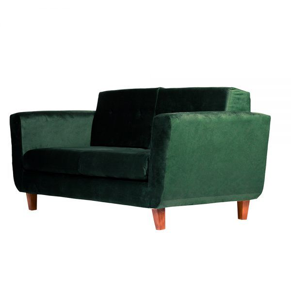 Sofa Agora 3 Cuerpos Verde 3
