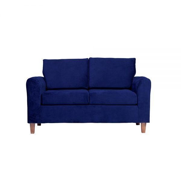 Sofa Delfos 2 Cuerpos Azul 1