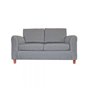Sofa Delfos 2 Cuerpos Gris 1