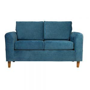 Sofa Delfos 2 Cuerpos Petroleo 1