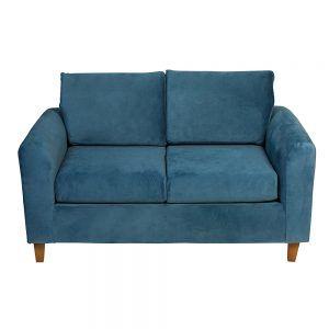 Sofa Delfos 2 Cuerpos Petroleo 2