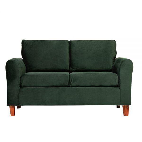 Sofa Delfos 2 Cuerpos Verde 1