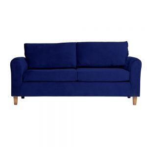 Sofa Delfos 3 Cuerpos Azul 1