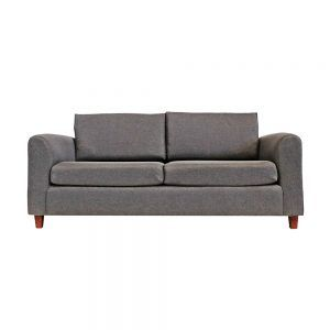 Sofa Delfos 3 Cuerpos Gris