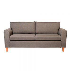 Sofa Delfos 3 Cuerpos Gris Oscuro 1