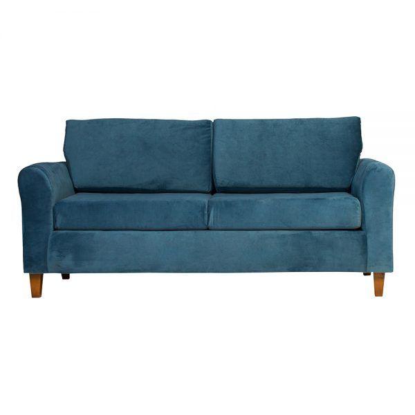 Sofa Delfos 3 Cuerpos Petroleo 1