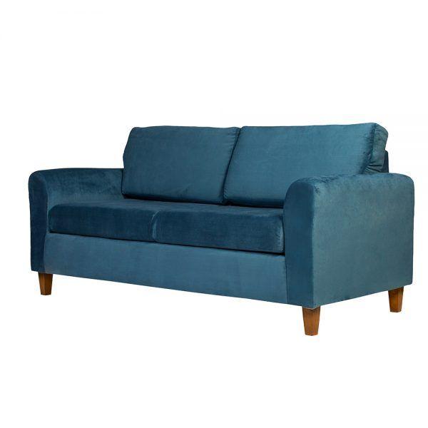 Sofa Delfos 3 Cuerpos Petroleo 3
