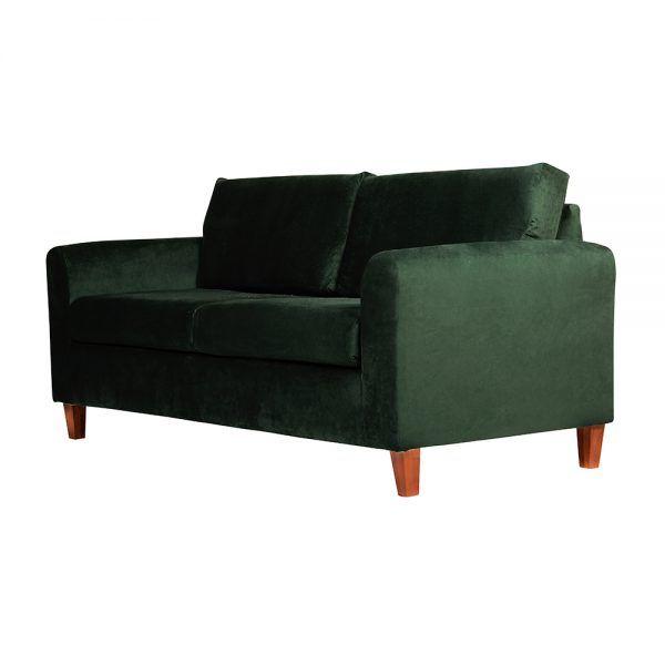 Sofa Delfos 3 Cuerpos Verde 3