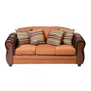 Sofa London 3 Cuerpos Cafe 2
