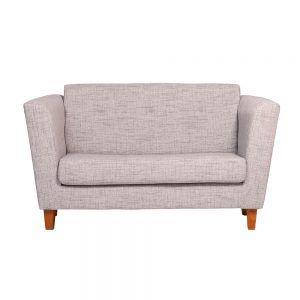Sofa Miconos 2 Cuerpos Gris 1