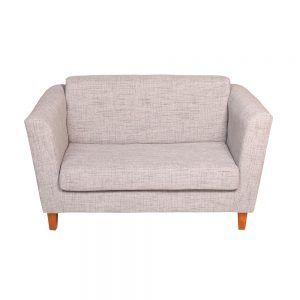 Sofa Miconos 2 Cuerpos Gris 2