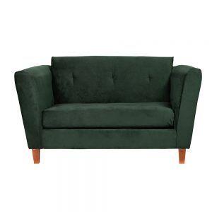 Sofa Miconos 2 Cuerpos Verde 1
