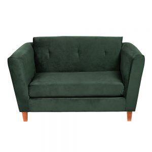 Sofa Miconos 2 Cuerpos Verde 2
