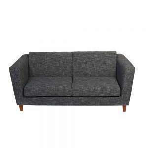 Sofa Miconos 3 Cuerpos Gris Oscuro 2