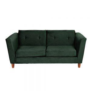 Sofa Miconos 3 Cuerpos Verde 2
