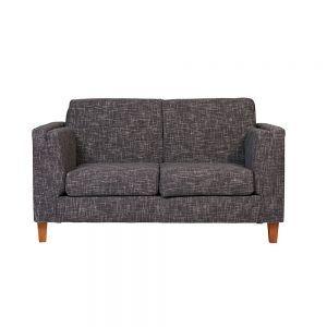 Sofa Parnaso 2 Cuerpos Gris Oscuro 1