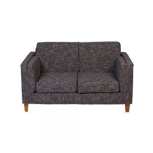 Sofa Parnaso 2 Cuerpos Gris Oscuro 2