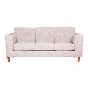 Sofa Parnaso 3 Cuerpos Gris 1