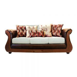 Sofa Richmond 3 Cuerpos Beige 1