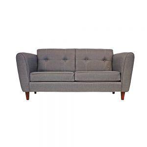 Sofa Rodas 3 Cuerpos Gris 1