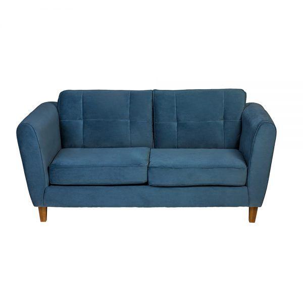 Sofa Rodas 3 Cuerpos Petroleo 2