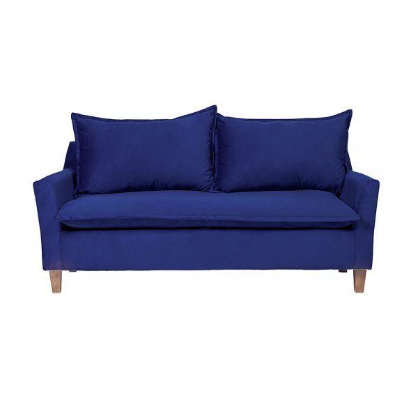 Sofa Santorini 3 Cuerpos Azul 1