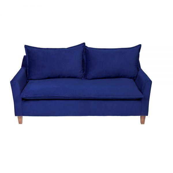 Sofa Santorini 3 Cuerpos Azul 2