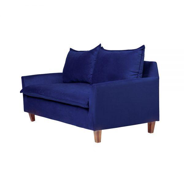 Sofa Santorini 3 Cuerpos Azul 3