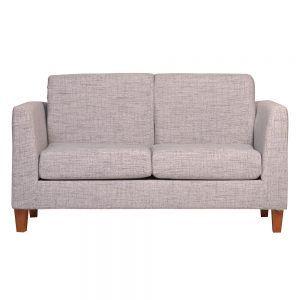 Sofa Zante 2 Cuerpos Gris 1