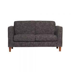 Sofa Zante 2 Cuerpos Gris Oscuro 1