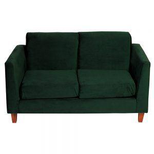 Sofa Zante 2 Cuerpos Verde 2