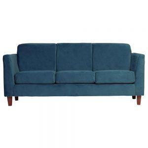 Sofa Zante 3 Cuerpos Petroleo 1