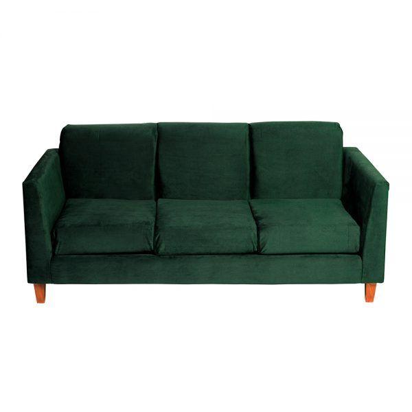 Sofa Zante 3 Cuerpos Verde 2